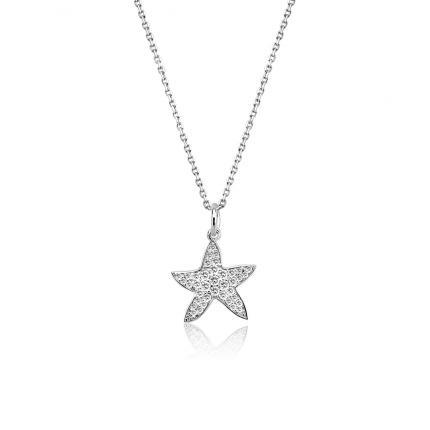 Deniz Yıldızı Kolye (45 cm)